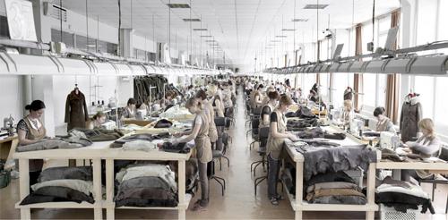 Фабрика SAGITTA, город Москва