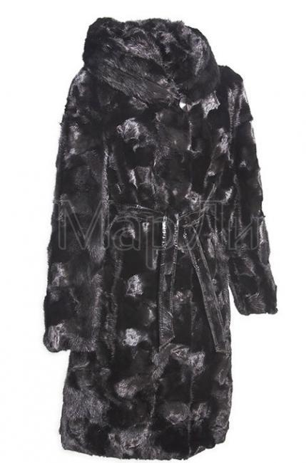 меховые магазины МАРЛИ фото норковые шубы, полушубки, шубы из вязаной норки, фасоны, модели 2011,2.