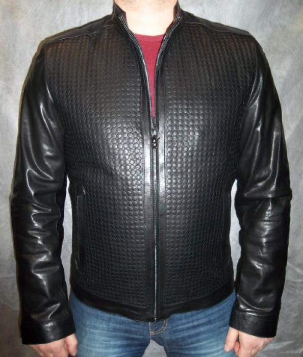 Купить Куртку Мужскую Кожа По Распродаже