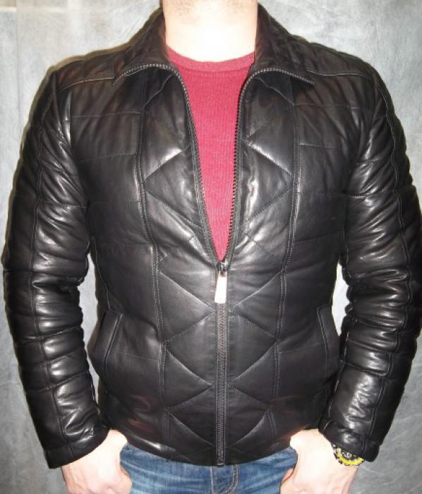 Дорогие Кожаные Куртки Мужские Купить