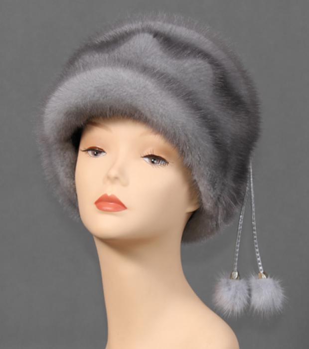 Ателье женских меховых шапок