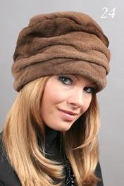 Женские шапки своими руками сшить