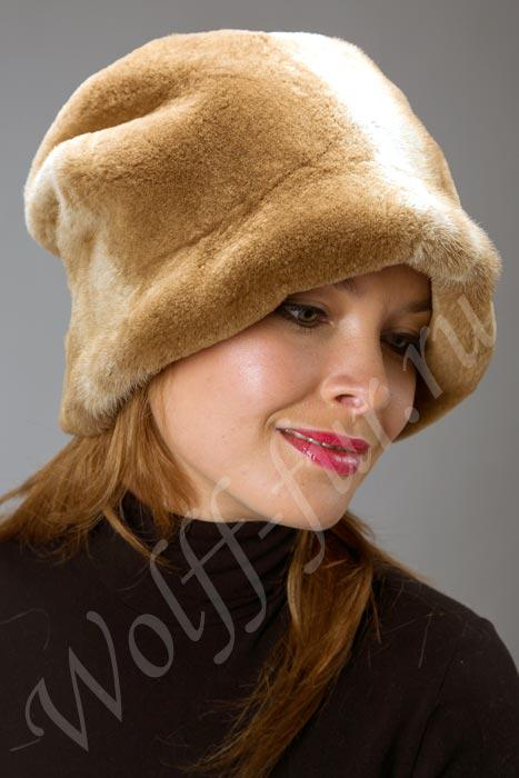 Как самой сшить норковую шапку