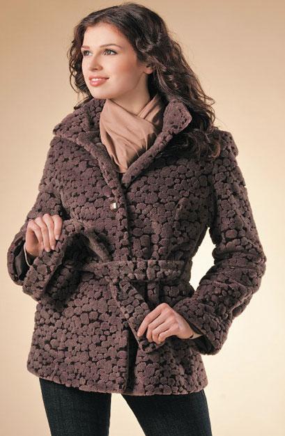 Сшить куртку своими руками из искусственного меха