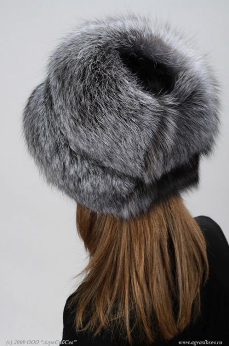 Шить меховую шапку