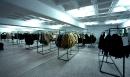складское помещение Греческой меховой фабрики для хранения меха, шкур