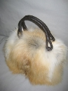 меховые изделия,аксессуары,женская сумка из лисы,меховая фабрика...